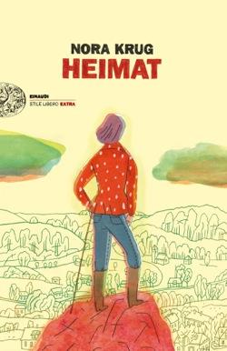 Copertina del libro Heimat di Nora Krug