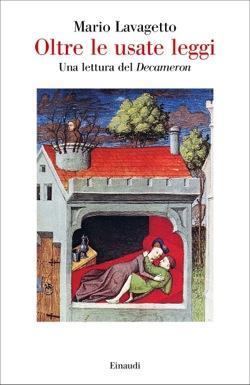 Copertina del libro Oltre le usate leggi di Mario Lavagetto