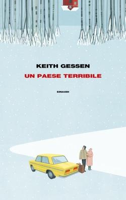 Copertina del libro Un paese terribile di Keith Gessen