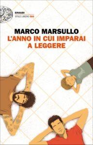 Copertina del libro L'anno in cui imparai a leggere di Marco Marsullo