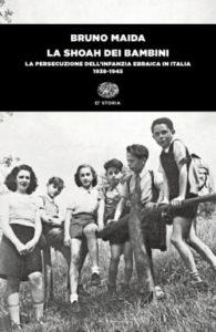 Copertina del libro La Shoah dei bambini di Bruno Maida
