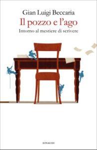 Copertina del libro Il pozzo e l'ago di Gian Luigi Beccaria