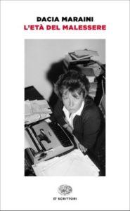 Copertina del libro L'età del malessere di Dacia Maraini