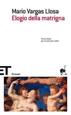 Copertina del libro Elogio della matrigna di Mario Vargas Llosa