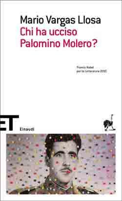 Copertina del libro Chi ha ucciso Palomino Molero? di Mario Vargas Llosa