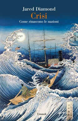 Copertina del libro Crisi di Jared Diamond