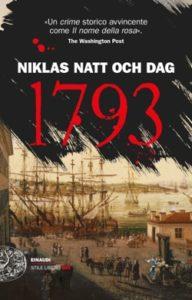 Copertina del libro 1793 di Niklas Natt och Dag