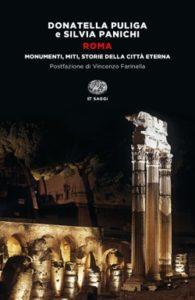 Copertina del libro Roma di Donatella Puliga, Silvia Panichi