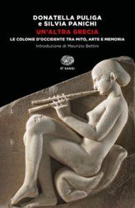 Copertina del libro Un'altra Grecia di Donatella Puliga, Silvia Panichi