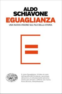 Copertina del libro Eguaglianza di Aldo Schiavone