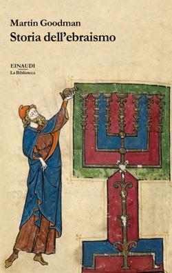 Copertina del libro Storia dell'ebraismo di Martin Goodman