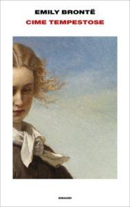 Copertina del libro Cime tempestose di Emily Brontë