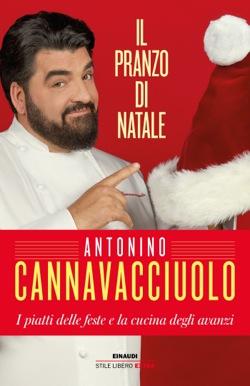 Copertina del libro Il pranzo di Natale di Antonino Cannavacciuolo