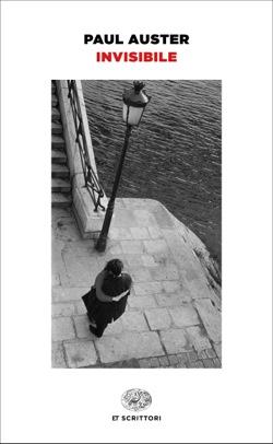 Copertina del libro Invisibile di Paul Auster