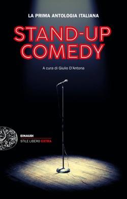 Copertina del libro Stand-up Comedy di VV.