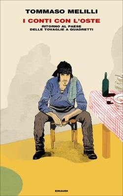 Copertina del libro I conti con l'oste di Tommaso Melilli