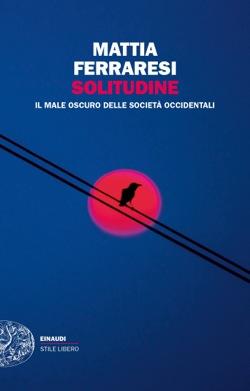 Copertina del libro Solitudine di Mattia Ferraresi