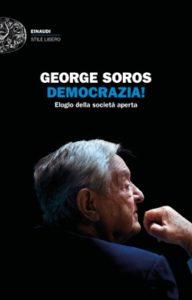 Copertina del libro Democrazia! di George Soros