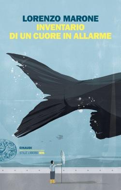 Copertina del libro Inventario di un cuore in allarme di Lorenzo Marone
