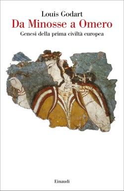 Copertina del libro Da Minosse a Omero di Louis Godart