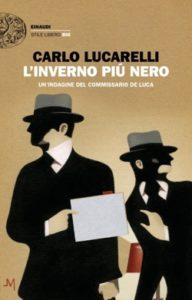 Copertina del libro L'inverno più nero di Carlo Lucarelli
