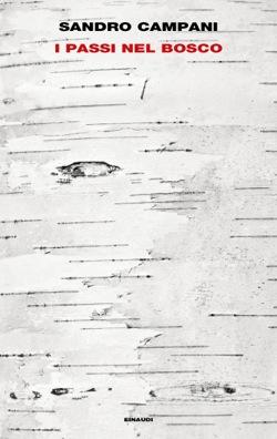 Copertina del libro I passi nel bosco di Sandro Campani