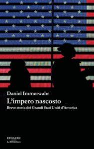 Copertina del libro L'impero nascosto di Daniel Immerwahr