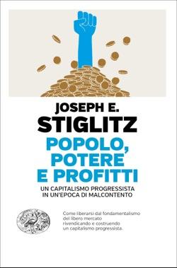 Copertina del libro Popolo, potere e profitti di Joseph E. Stiglitz