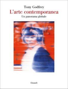 Copertina del libro L'arte contemporanea di Tony Godfrey