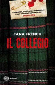 Copertina del libro Il collegio di Tana French