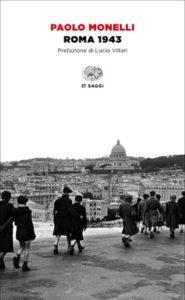 Copertina del libro Roma 1943 di Paolo Monelli