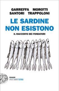 Copertina del libro Le Sardine non esistono