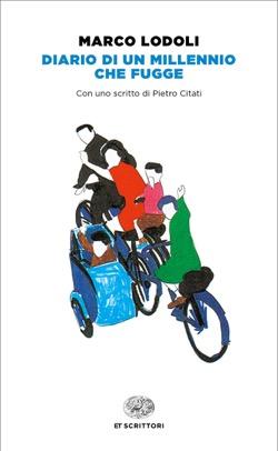 Copertina del libro Diario di un millennio che fugge di Marco Lodoli