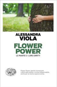 Copertina del libro Flower Power di Alessandra Viola