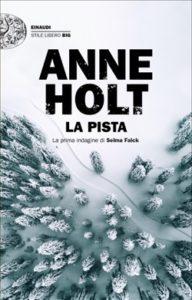 Copertina del libro La pista di Anne Holt