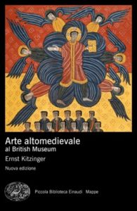 Copertina del libro Arte altomedievale di Ernst Kitzinger
