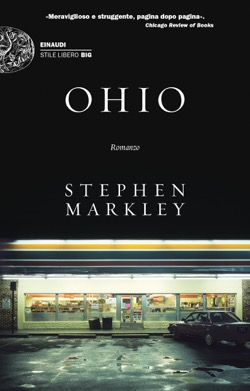 Copertina del libro Ohio di Stephen Markley