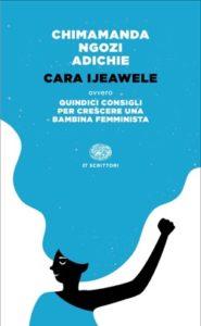 Copertina del libro Cara Ijeawele di Chimamanda Ngozi Adichie