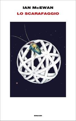 Copertina del libro Lo scarafaggio di Ian McEwan