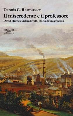 Copertina del libro Il miscredente e il professore di Dennis C. Rasmussen