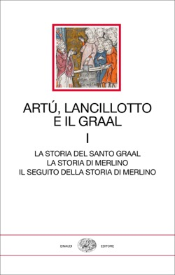 Copertina del libro Artù, Lancillotto e il Graal. Volume I di VV.