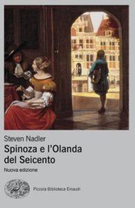 Copertina del libro Spinoza e l'Olanda del Seicento di Steven Nadler