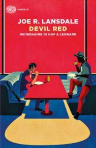 Copertina del libro Devil Red di Joe R. Lansdale
