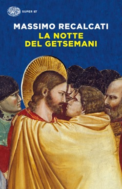 Copertina del libro La notte del Getsemani di Massimo Recalcati