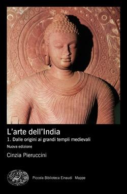 Copertina del libro L'arte dell'India. Vol.I di Cinzia Pieruccini