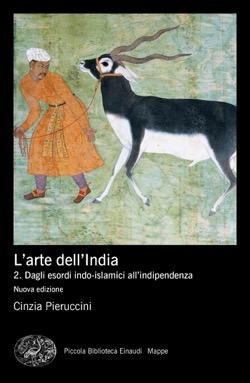 Copertina del libro L'arte dell'India. Vol.II di Cinzia Pieruccini
