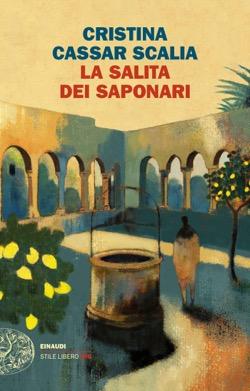 Copertina del libro La Salita dei Saponari di Cristina Cassar Scalia