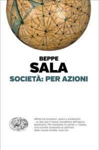Copertina del libro Società: per azioni di Beppe Sala