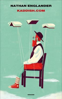 Copertina del libro kaddish.com di Nathan Englander