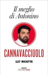 Copertina del libro Il meglio di Antonino di Antonino Cannavacciuolo